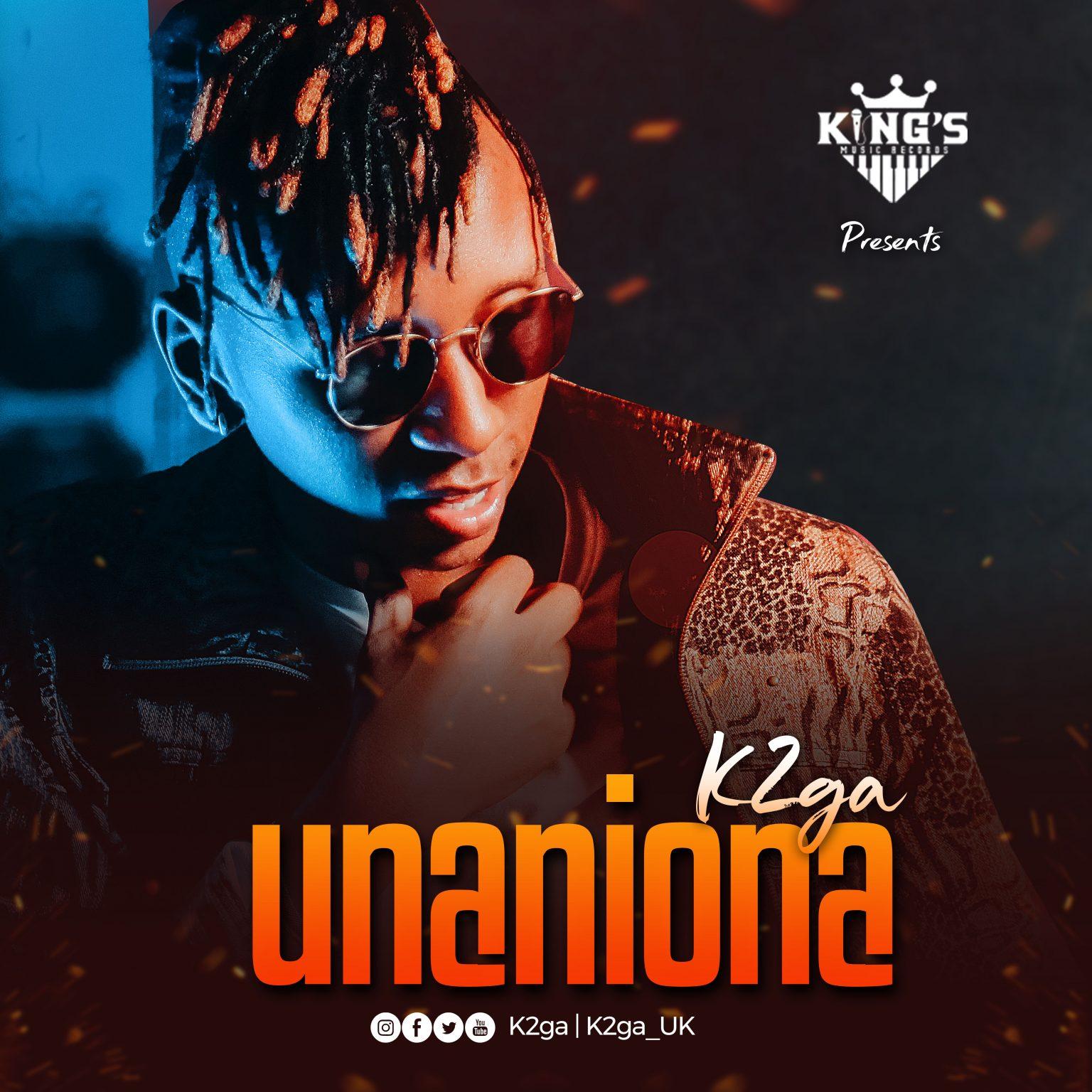 (New Audio) K2ga - UNANIONA Mp3 Download