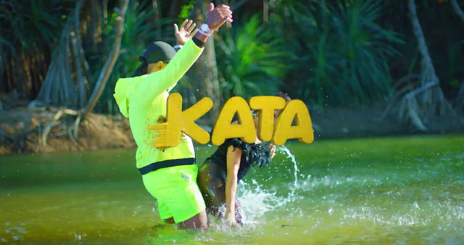 (OFFICIAL VIDEO) Ommy Dimpoz x Nandy – KATA Mp4 Download