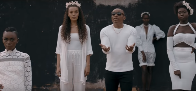 (OFFICIAL VIDEO) Otile Brown – THE WAY YOU ARE