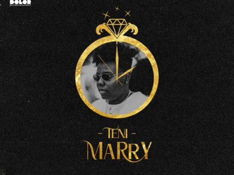 Audio: Teni - MARRY Mp3 Download