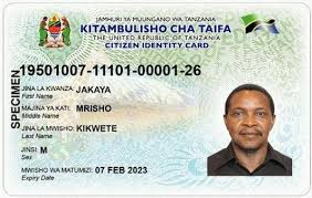 Download Your National ID (NIDA) Copy Here   Get Your NIDA ID Number   National ID Verification Portal
