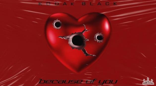 Audio: Kodak Black - Because of You Mp3 Download