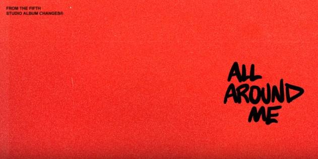 AUDIO: Justin Bieber – All Around Me Mp3 Download
